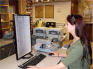New microfilm equipment